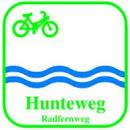 Hunteradweg©Touristik-Palette Hude e.V.