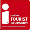 Tourist-Information © Deutscher Tourismus Verband