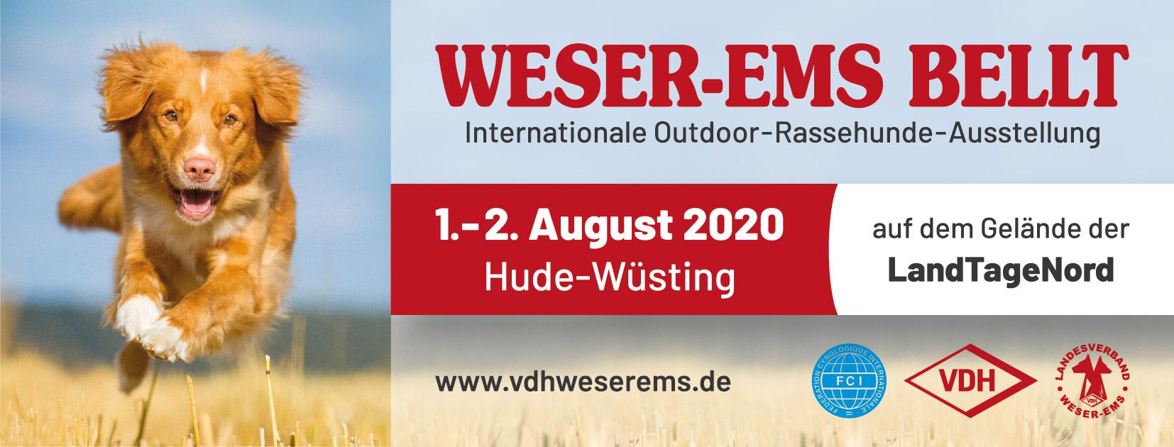 Rassehunde©VDH Weser-Ems